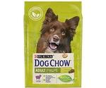 Сухой Корм Dog Chow (Дог Чау) Adult Для Собак Всех Пород Ягненок 800г (1*8)