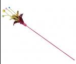 Игрушка Для Кошек Dezzie (Деззи) Дразнилка Бубенцы Пластик 47см 5605309
