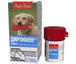 Дирофен Плюс Антигельмитик Для Собак Крупных Пород 6 Таблеток АПИ-САН