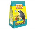 Корм Rio (Рио) Parrots Daily Ration Для Крупных Попугаев 1кг