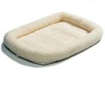 Лежанка Для Собак Midwest (Мидвэст) Pet Bed 53*30см Белая