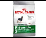 Сухой Корм Royal Canin (Роял Канин) Size Health Nutrition MINI Sensible Sensitive Digestion Для Собак Мелких Пород с Чувствительным Пищеварением 800г