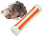 Игрушка Для Собак Карликовых Пород Petstages (ПетСтейдж) Косточка с Натуральным Наполнителем Chew Beyond Bone XS 596