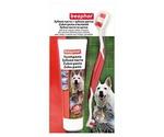 Паста Зубная Для Собак и Кошек Beaphar (Беафар) + Зубная Щетка 15407