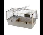 Клетка Ferplast (Ферпласт) Для Кроликов Rabbit 120 Plus Черная