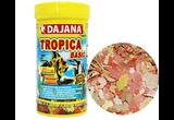 Корм Для Рыб Dajana Pet (Даяна Пет) Tropica Basic Flakes Для Всех Видов Рыб Хлопья 1л Дп-004