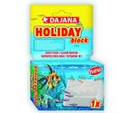 Корм Для Рыб Dajana Pet (Даяна Пет) Holiday Block Для Всех Видов Рыб 30г Дп-108