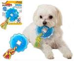 Игрушка Для Собак Petstages (ПетСтейдж) Mini 8см Орка Кольцо с Канатом 238rex