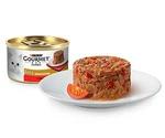 Консервы Gourmet (Гурме) Gold Для Кошек Нежные Биточки Говядина и Томат 85г (1*12)