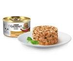 Консервы Gourmet (Гурме) Gold Для Кошек Нежные Биточки Индейка и Шпинат 85г (1*12)