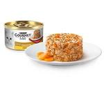 Консервы Gourmet (Гурме) Gold Для Кошек Нежные Биточки Курица и Морковь 85г (1*12)