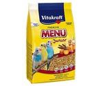 Корм Для Птенцов Волнистых Попугаев Vitakraft (Витакрафт) Premium Menu Junior Основной 500г