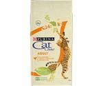 Сухой Корм Cat Chow (Кэт Чау) Для Кошек Птица Adult Poultry 1,5кг
