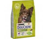 Сухой Корм Dog Chow (Дог Чау) Adult Lamb & Rice Для Собак Всех Пород с Ягненком и Рисом 2,5кг (1*4)