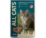 Влажный Корм All Cats (Олл Кэтс) Для Кошек Курица в Соусе 85г (1*25)