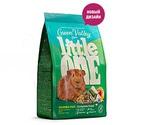 Корм Для Морской Свинки Little One (Литтл Ван) Зеленая Долина 750г