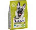 Сухой Корм Dog Chow (Дог Чау) Adult Large Breed Для Собак Крупных Пород с Индейкой 2,5кг