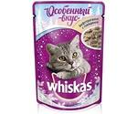 Влажный Корм Whiskas (Вискас) Для Кошек Бефстроганов с Говядиной 85г (1*24)