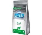 Лечебный Сухой Корм Farmina (Фармина) Для Собак При заболевании Почек Vet Life Canine Renal 2кг