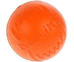 Игрушка Для Собак Средних Пород Doglike (Доглайк) Мяч Средний Оранжевый 8,5см