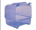 Купалка Для Птиц Trixie (Трикси) 15*16*17см Голубой/Прозрачный 54032