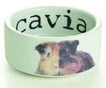 Миска Для Морской Свинки IPTS Керамическая Cavia 10см*4см 801710
