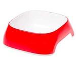 Миска Для Собак и Кошек Ferplast (Ферпласт) Glam Small Красная 400мл