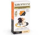 Витамины Для Щенков Биоритм 48таб VEDA