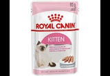 Влажный Корм Royal Canin (Роял Канин) Для Котят в Паштете Feline Health Nutrition Kitten Loaf Mousse Pate 85г (1*12)