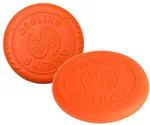 Игрушка Для Собак Мелких Пород Doglike (Доглайк) Тарелка Малая Оранжевый 18*2,3см Dt7333