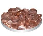 Грунт Для Аквариума Triton (Тритон) №153 Стеклянный Плоский Розовый 170г