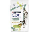 Сухой Корм Cat Chow (Кэт Чау) Для Стерилизованных Кошек Птица Sterilised Poultry 2кг