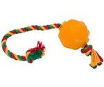 Игрушка Для Собак Doglike (Доглайк) Мяч Космос с Канатом 32*6,2см 1100