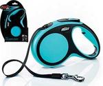 Рулетка Для Собак Мелких Пород Flexi (Флекси) Ремень 5м До 15кг New Comfort S Синий