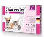 Капли Инспектор Для Кошек и Собак 0,5-2кг Inspector Mini I200