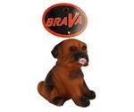 Игрушка Для Собак Brava (Брава) Бульдог 9см 2545916