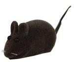 Игрушка Для Кошек Brava (Брава) Мышь Бархат Микс 6см 2533864