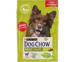 Сухой Корм Dog Chow (Дог Чау) Для Собак Ягненок и Рис Adult Lamb & Rice 2кг + 500г АКЦИЯ