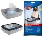 Пакеты Уборочные Для Кошачьих Туалетов Trixie (Трикси) 46*59см 10шт L 4044