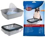 Пакеты Уборочные Для Кошачьих Туалетов Trixie (Трикси) 56*71см 10шт XL 4051