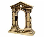 Грот Для Аквариума Арка 19*9*22см Керамика Аква Лого Gg-809466