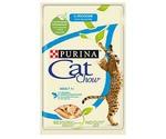 Влажный Корм Cat Chow (Кэт Чау) Для Кошек Лосось 85г (1*24)