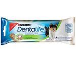 Лакомство Для Собак Средних Пород Уход За Полостью Рта 12-25кг Dentalife Medium Single Purina 23г