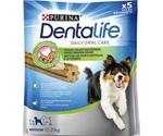 Лакомство Для Собак Средних Пород Dentalife Medium Purina Уход За Полостью Рта 12-25кг 115г