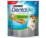 Лакомство Для Собак Мелких Пород Dentalife Small Purina Уход За Полостью Рта 7-15кг 115г