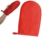Рукавица Для Кошек Trixie (Трикси) Анти-Пух Двусторонняя Красная 2328