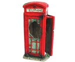 Аквадекор Для Аквариума Prime (Прайм) Телефонная Будка Пластик 10,5*9*19см Pr-Bm128l