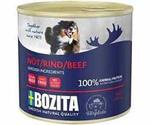 Консервы Bozita (Бозита) Для Собак Говядина Паштет 625г