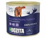 Консервы Bozita (Бозита) Для Собак Индейка Паштет 625г