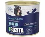 Консервы Bozita (Бозита) Для Собак Ягненок Паштет 625г
